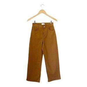 Aritzia Wilfred Free Ashika Wide Leg Pants Size 00